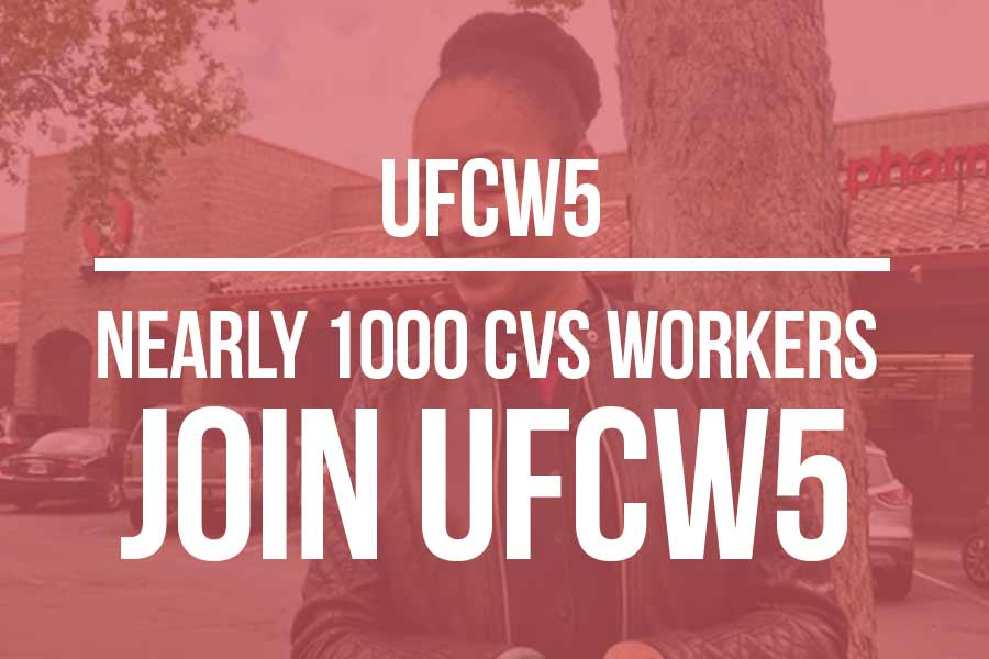 nearly 1000 cvs workers now covered by local 5 contract ufcw5
