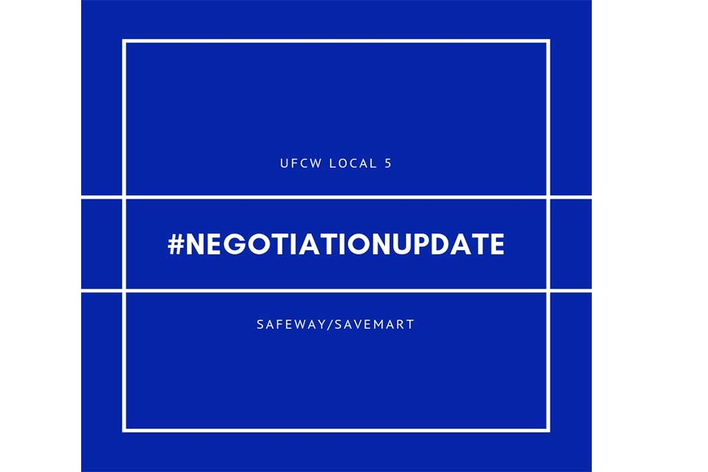 Negotiations to Resume With Save Mart, Dates Requested From