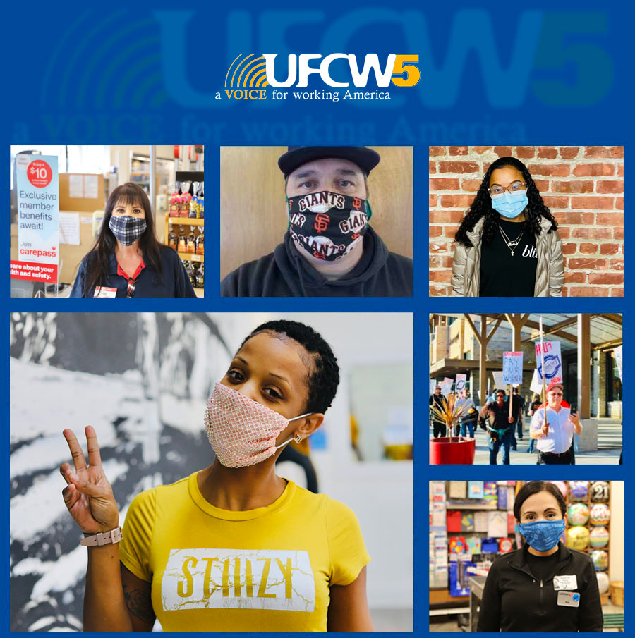 UFCW5 Divisions